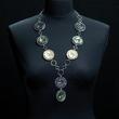 Halskette in Y-Form