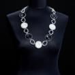 Halskette wendbar, Vorderseite