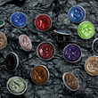 Ringe in diversen Farben